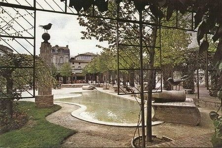 Angouleme parc for Parc expo angouleme