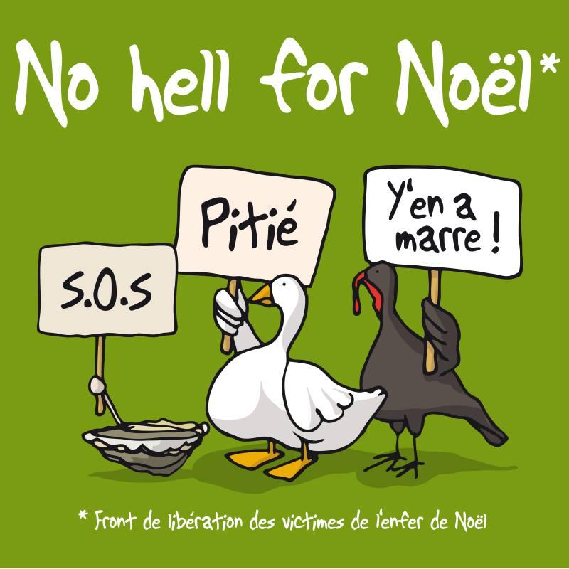 Front de liberation des victimes de l enfer de noel - Front de liberation des nains de jardins ...