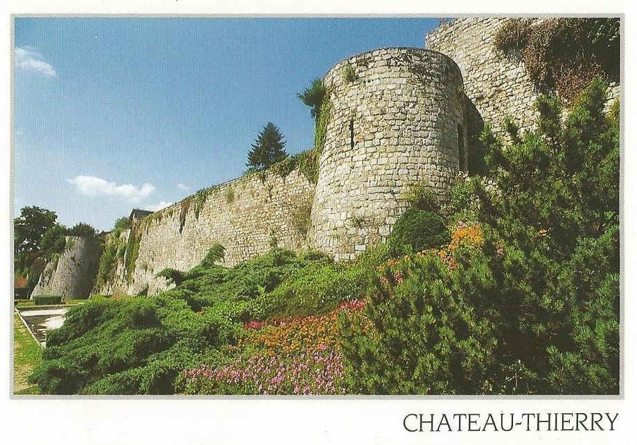 Cp 02 aisne for 02 chateau thierry